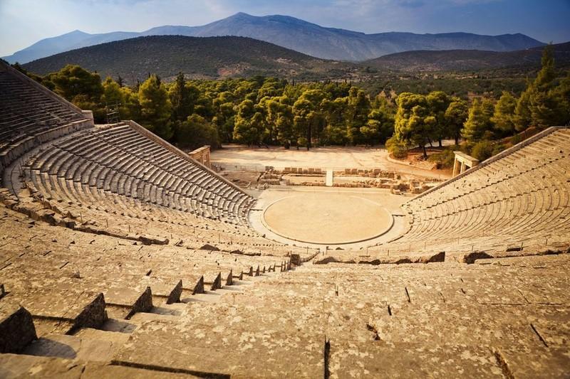 argolis day tour epidaurus mycenae nafplion