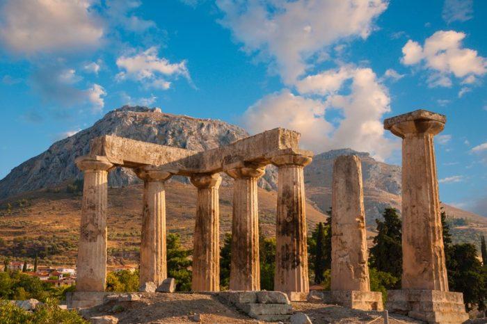 Ancient Corinth & Nemea Half Day Tour
