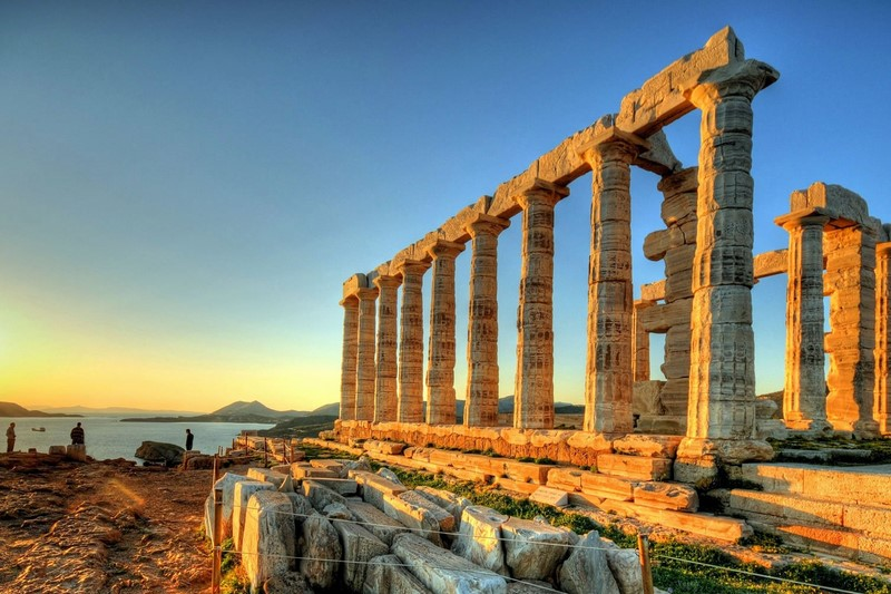 Cape Sounio and Athens Day Tour from Loutraki, Corinth and Nafplion