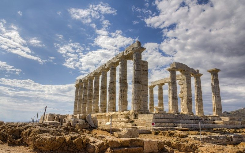 Image result for athens ruin 800x500