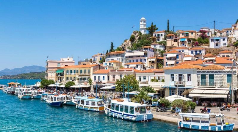 One Day Cruise to Aegina, Poros & Hydra